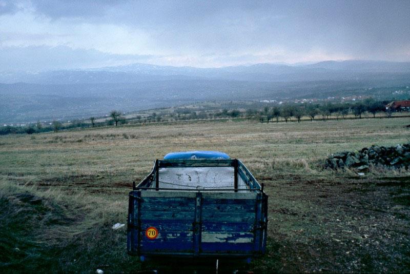 Vranjé, Serbie, 2005