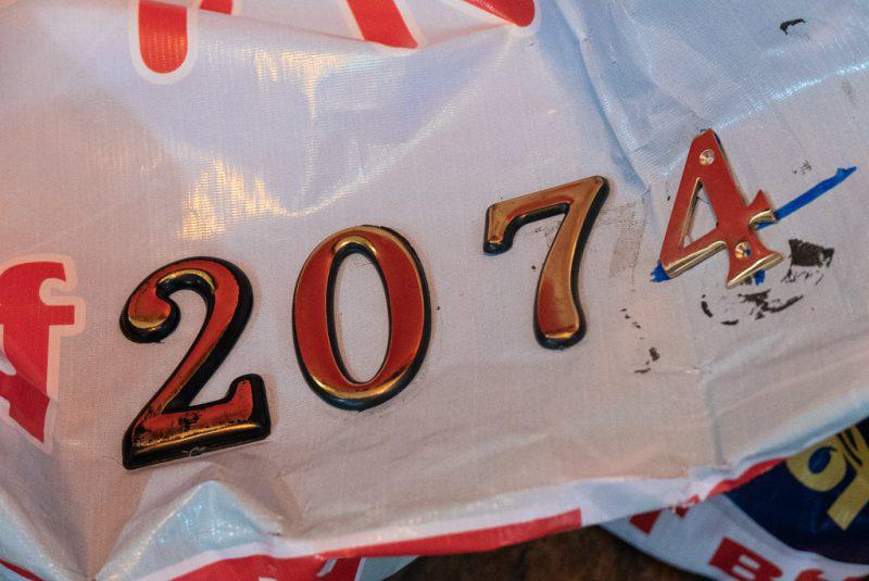 Bonne année 2074