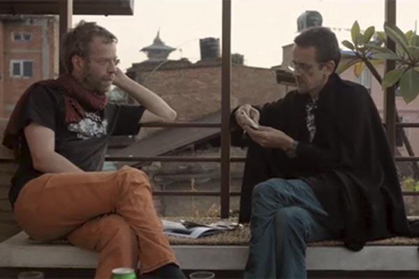 Philip Blenkinsop & Frédéric Lecloux, Photo Kathmandu 2015