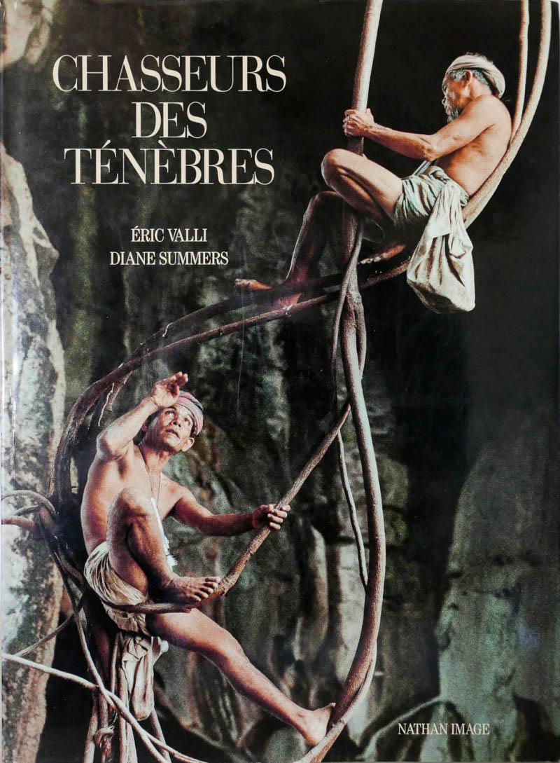 Eric Valli & Diane Summers, Chasseurs des Ténèbres, Nathan, 1990